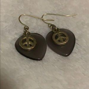 Peace earrings ✌🏼